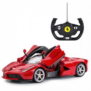 Машина на радиоуправлении Ferrari LaFerrari 1:24 Rastar