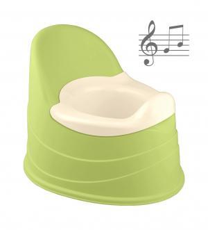 Горшок  детский музыкальный Пластишка