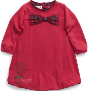 Платье La Compagnie des Petits. Цвет: красный