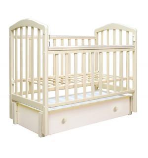 Кровать  Lucia Avorio, цвет: слоновая кость Sweet Baby