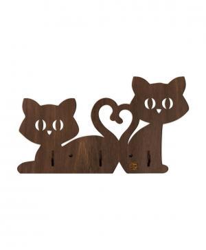Вешалка Милые котики Стенаграмма