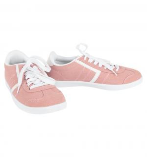 Кеды , цвет: розовый Trien