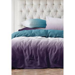Комплект постельного белья  Вечерняя сюита, 1,5-спальное Унисон. Цвет: разноцветный