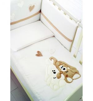 Комплект в кроватку  Cremino (4 предмета) Baby Expert