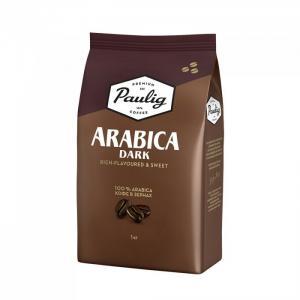 Кофе Arabica Dark зерно 1 кг Paulig