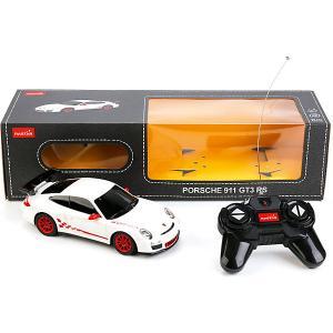 Машина радиоуправляемая  Porsche GT3 RS, световые эффекты Rastar. Цвет: разноцветный