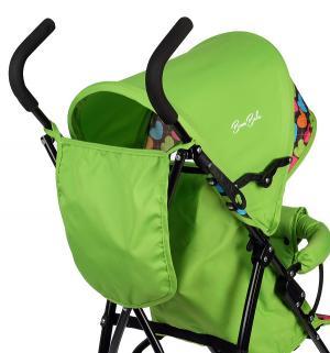 Коляска-трость  Love, цвет: зеленый Bambola