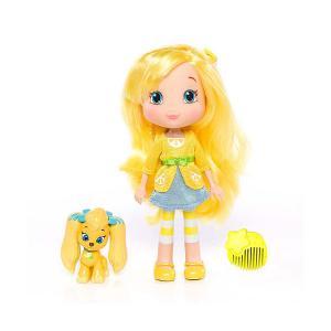 Кукла с питомцем Strawberry Shortcake