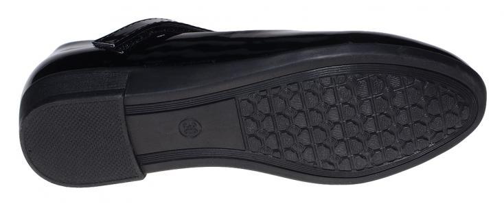 Туфли , цвет: черный Ангелочек