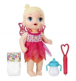 Кукла  Малышка-фея пьет и писает 30 см Baby Alive