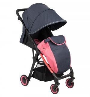 Прогулочная коляска  L-7, цвет: синий/розовый Corol