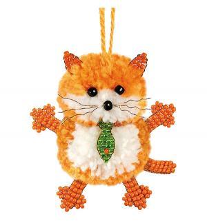 Набор для творчества  Маленький кот Клевер