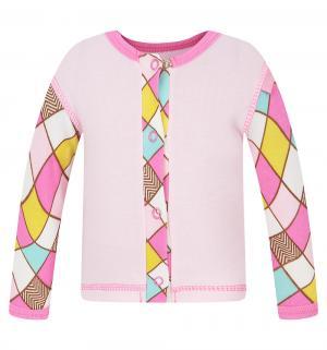 Кофта  Кашемир, цвет: розовый Трия