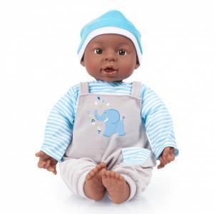 Кукла Малыш в костюме cо слоном Bayer