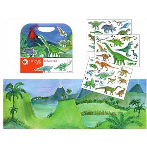 Магнитная игра Egmont Toys Динозавры Эгмонт