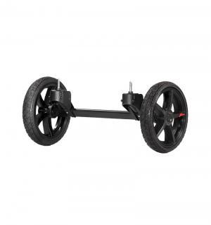 Дополнительные колеса  для коляски Topline S, цвет: черный/оранжевый Hartan