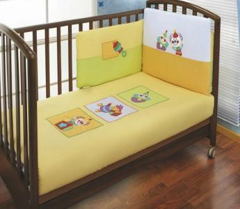 Комплект в кроватку  Паппет (6 предметов) Feretti