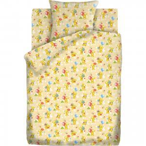 Комплект детского постельного белья Мишки-Игрушки, бязь, Кошки-мышки