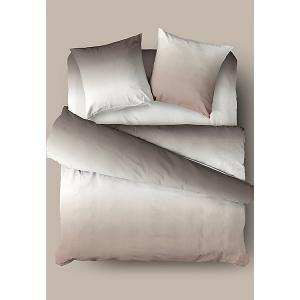 Комплект постельного белья  Кофейный фраппе, 1,5-спальное Унисон. Цвет: разноцветный
