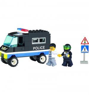 Конструктор  Полицейская техника Brick