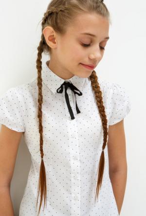Блузки Acoola. Цвет: белый