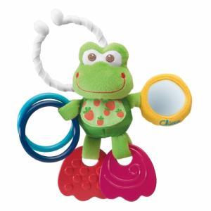 Подвесная игрушка  Лягушонок подвижный Chicco