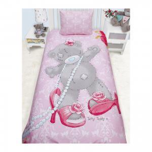 Детское постельное белье 1,5 сп Mona Liza, Me to You Тедди модный Мона Лиза