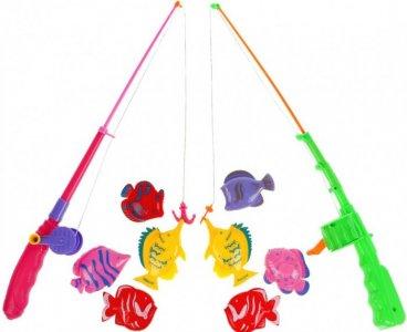Игра Рыбалка Мимимишки Играем вместе