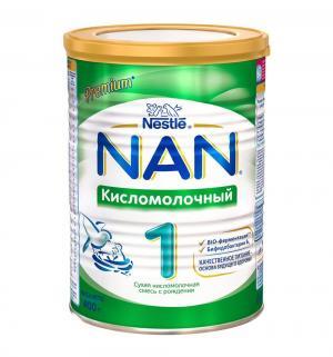 Молочная смесь  1 кисломолочная 0-6 месяцев, 400 г Nan