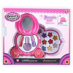 Детская декоративная косметика  Карета-3 Beauty Angel