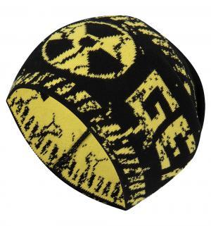 Шапка , цвет: черный/желтый Marhatter