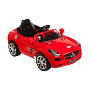 Электромобиль  Mercedes-Benz SLS AMG, цвет: красный Tommy